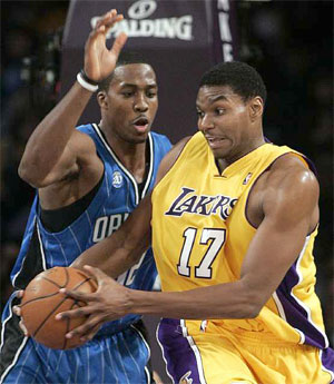 Andrew Bynum needs to live up to the hype in these finals.