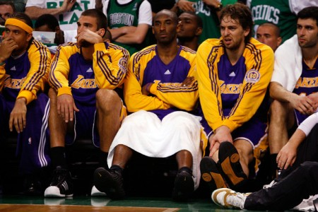 The Lakers remember this day...and should refuse to let that happen again.