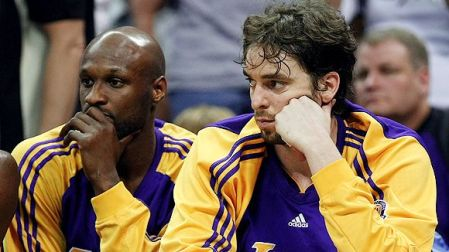 Both Lamar Odom and Pau Gasol must be huge offensively and defensively.